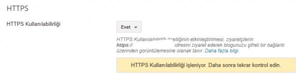 Blogger https ssl