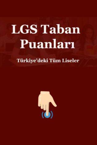 lgs taban Puanları