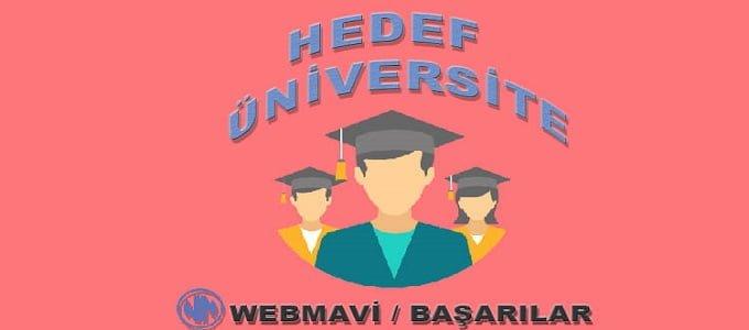 Hakkari Üniversitesi 2 Yıllık Taban Puan ve Başarı Sıralaması