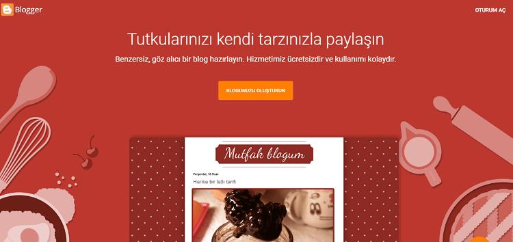 blogger blog kurma